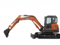 Doosan Mini Excavadora DX63